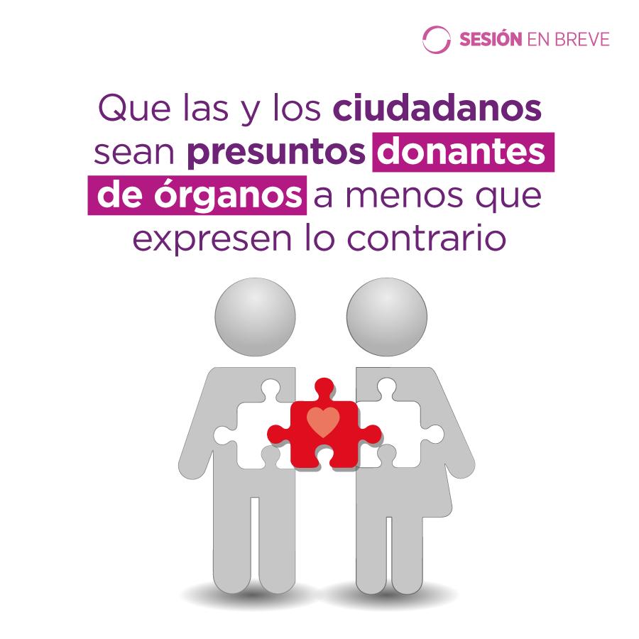 La donación de órganos debe ser voluntaria y licita para evitar la ...
