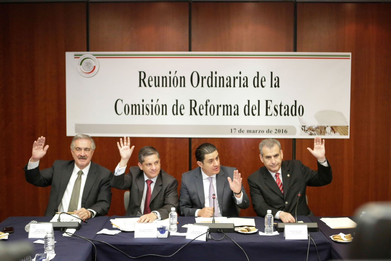 Resultado de imagen para comisiones ordinarias LXIII Legislatura; senado