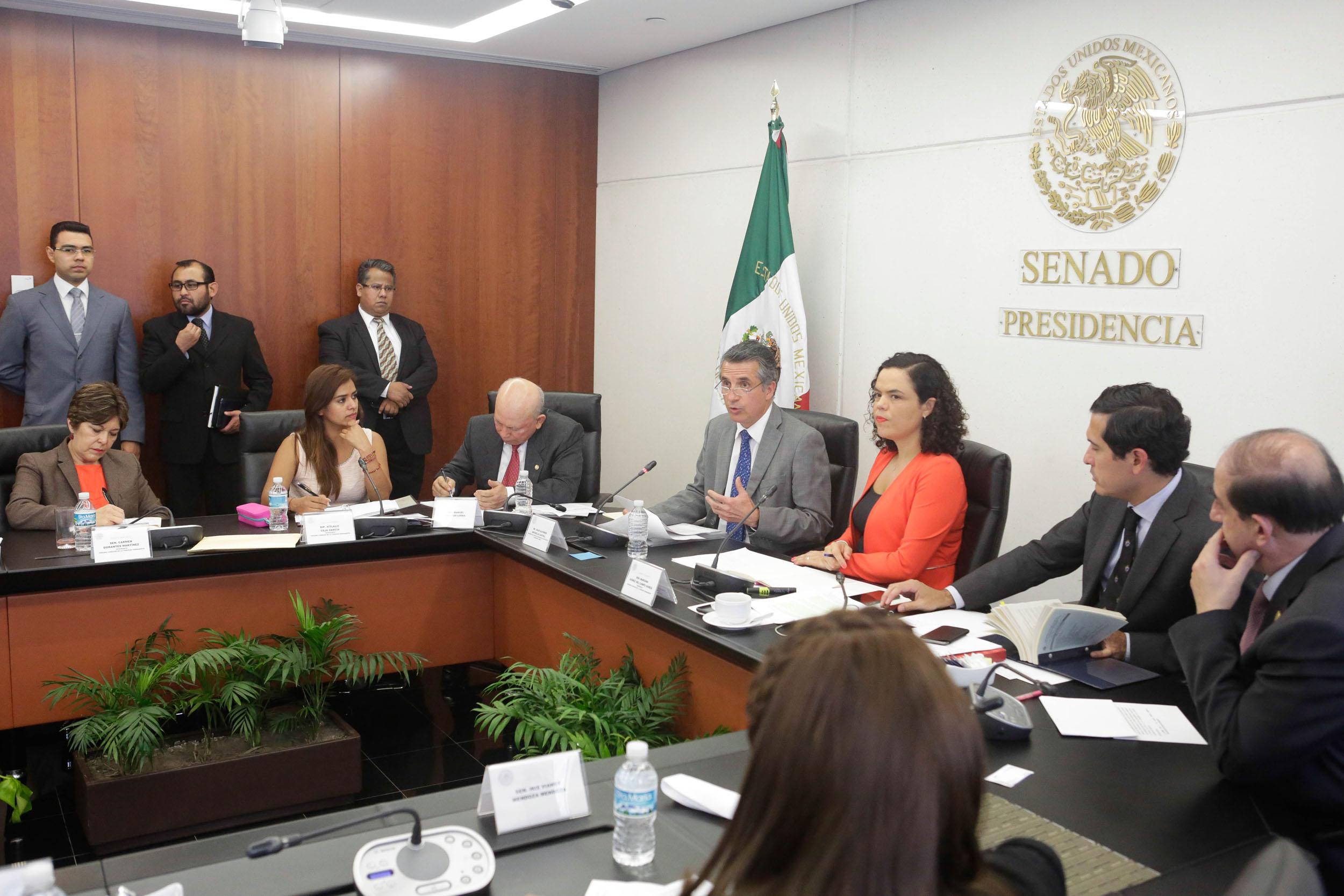 Preocupa al Congreso alteración deliberada de cifras de pobreza, advierte senadora Mariana Gómez del Campo