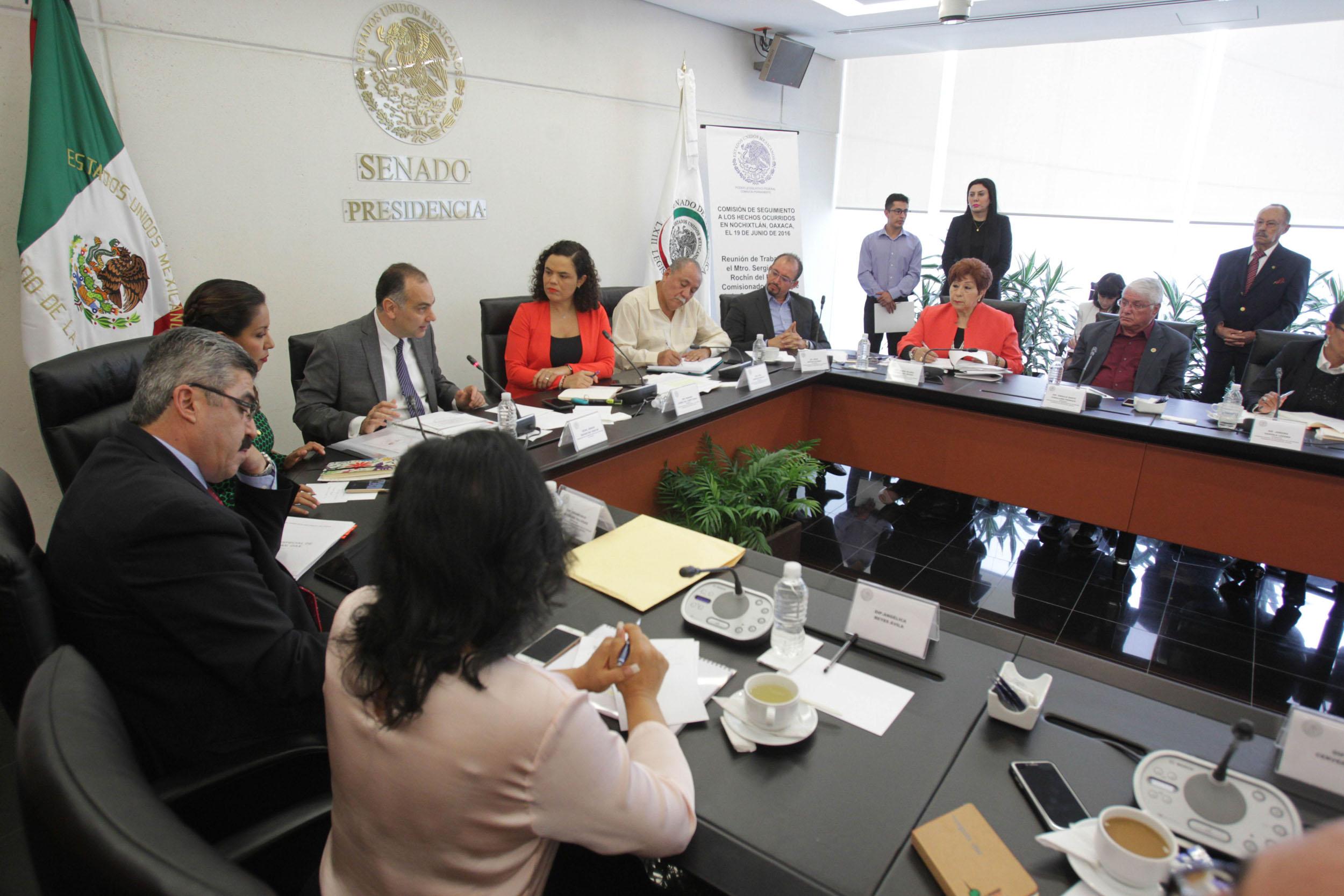 Legisladores analizarán cambios a la Ley General de Víctimas, anuncia senadora Mariana Gómez del Campo